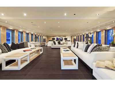 Turquoise Yachts 54 mts Interior (img-8)