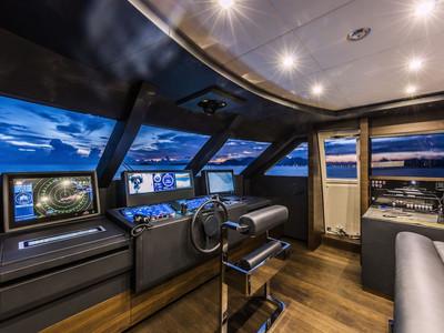 Custom Line Navetta 37 New Interior (img-5)