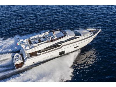 ferretti/750 434 for Charter