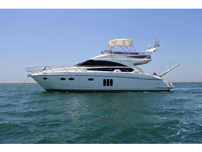 2011 princess 54-flybridge image