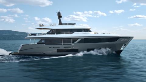 Custom Line Navetta 30 Project