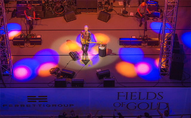 Sting is the Protagonist of the Show by Ferretti Group and Yacht Club de Monaco. image
