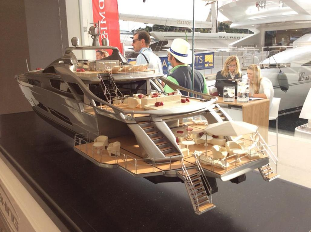 <p>Pershing 140: the new flagship is born.</p> image