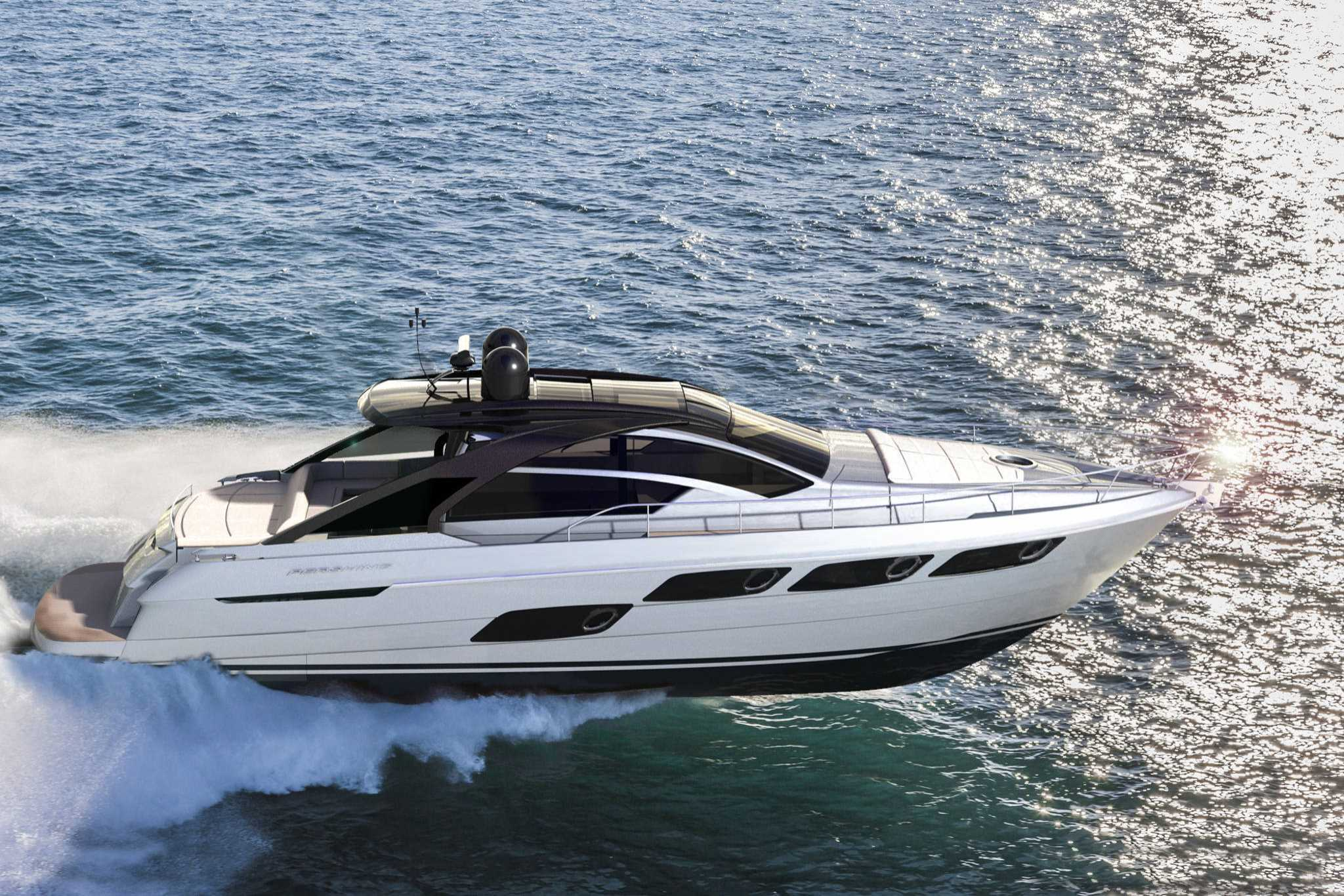 The new Pershing 5X is already a success. image
