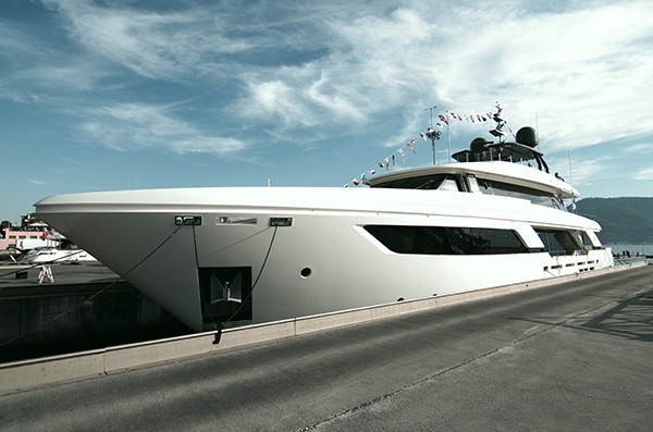 Custom Line launches its first Navetta 37 image