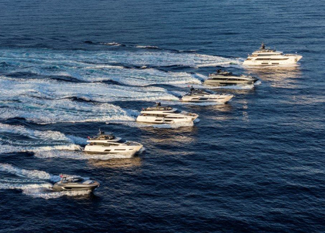 Ferretti Group confirmed as a world leader in yachting image