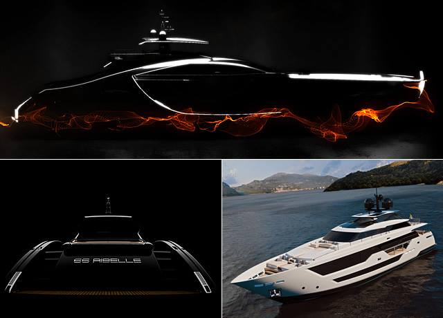 Enthusiasm in the USA for Ferretti Group's three new projects image