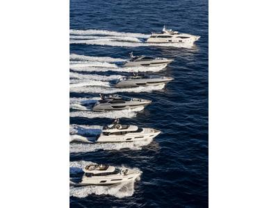 <p>Ferretti Group to develop 27 new models.</p>