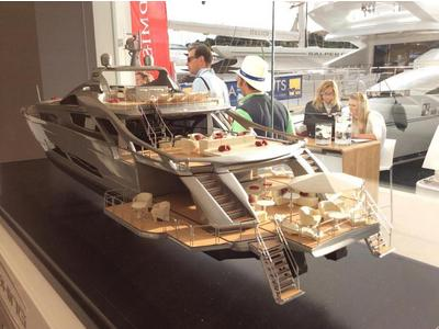 <p>Pershing 140: the new flagship is born.</p>